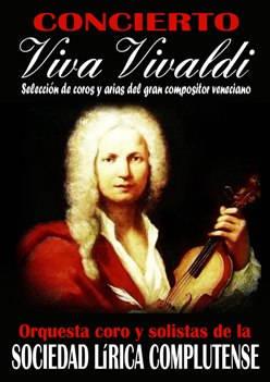 Viva Vivaldi (Programa Monográfico)