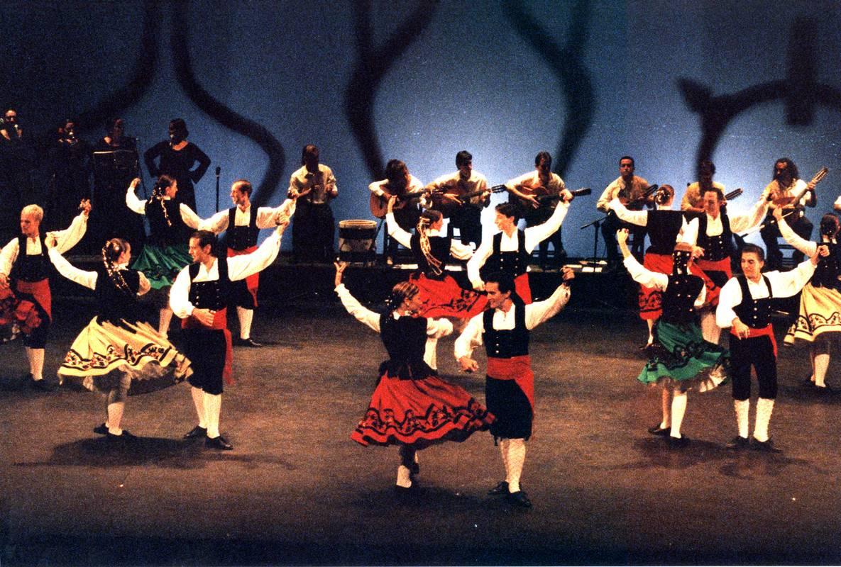 compania ballet madrid: